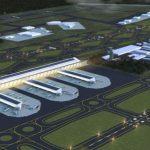Paralizadas las obras del nuevo aeropuerto de Santa Lucía, México