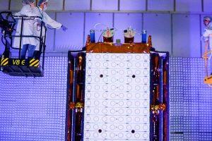 saocom 1B, satélite argentino