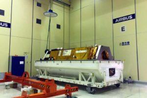 El satélite PAZ inicia su viaje al espacio