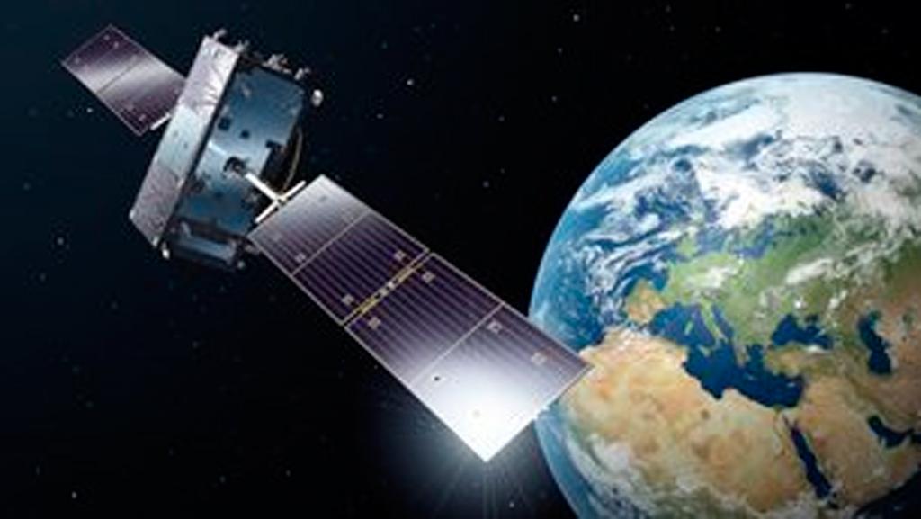 satélite, gaileo, esa