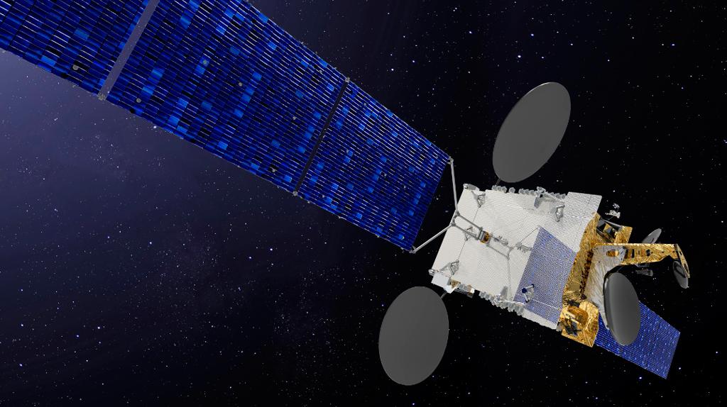 satélite nilesat