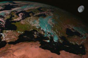 La Luna clave para mejorar la observación por satélite de la Tierra