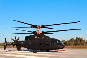 Sikorsky y Boeing presentan su helicóptero SB>1 DEFIANT