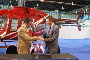 Air Pacific Utama se convierte en el primer operador de Bell 407GXP en Indonesia