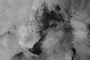 El satélite Sentinel-1 captura el derrame de petróleo en la costa francesa