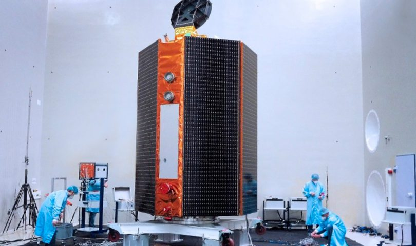 Sentinel6A, ESA, satélite, copernicus