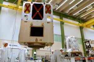 El satélite de los océanos, Sentinel-6A comienza a tomar forma