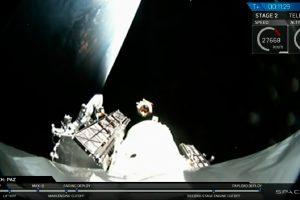 Hito espacial para España: Exitoso lanzamiento de PAZ, el primer satélite de tecnología radar del país