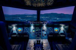 Brokair Aviation Group adquiere un simulador Simloc tipo A320