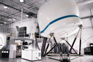 GTA tendrá operativo su simulador ATR72-600 a partir de noviembre
