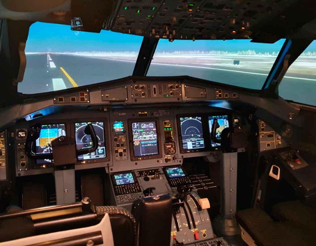 Simulador ATR, AXIS, Simtech, Aviation Exchange