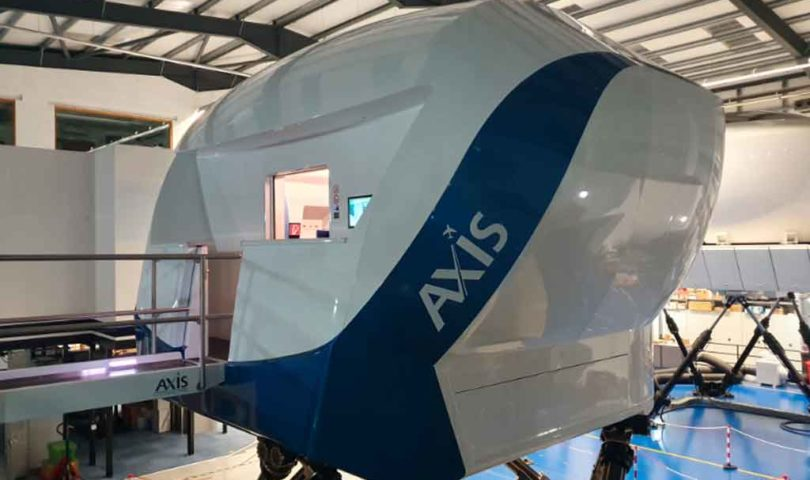 Simulador AXIS, Simtech, Aviation Exchange