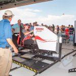 One Air adquiere un simulador de viento cruzado