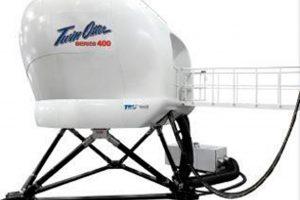 """El simulador FFS Twin Otter Series 400 recibe la calificación de nivel """"D"""" de EASA y CAAC"""