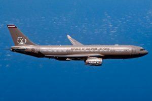 Singapur recibe su primer A330 MRTT