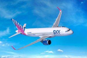 Sky Express, A320neo