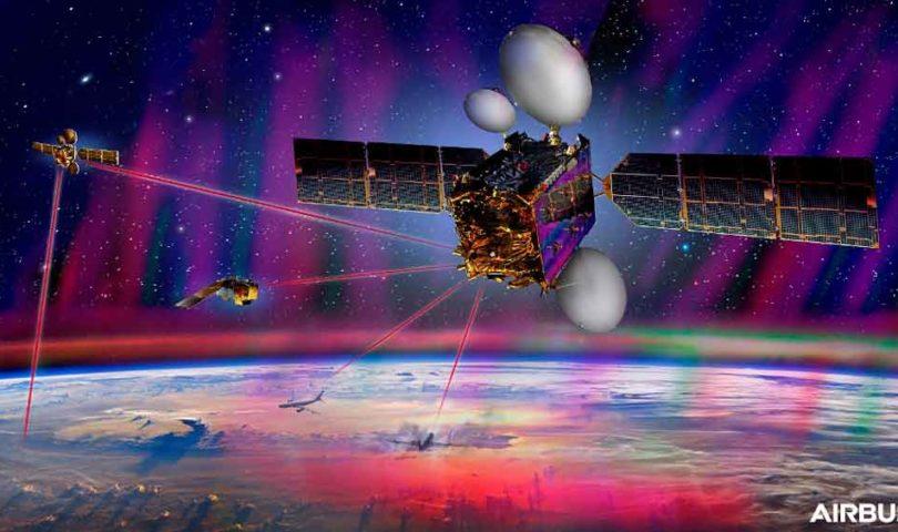 SpaceDataHighway, Airbus Space