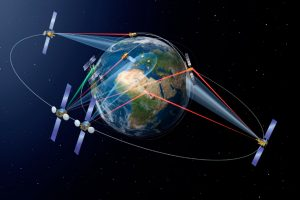La SpaceDataHighway comienza a prestar un servicio completo a los satélites Copernicus