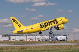 A320 de Spirit
