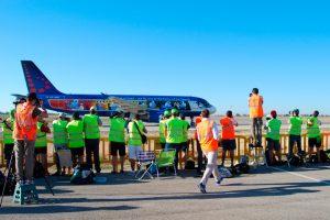 """El Aeropuerto de Alicante-Elche celebró su """"III Spotter Day"""""""