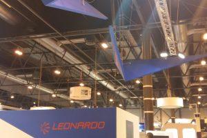 Leonardo presenta su sistema automatizado de gestión de tráfico aéreo de RPAS civiles