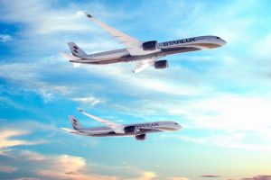 STARLUX Airlines encarga 17 aviones A350 XWB