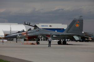 Irkut firma el contrato para la entrega de otro lote de Su-30SM a la República de Kazajstán