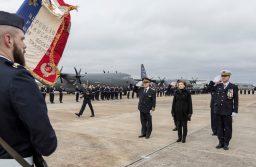 Francia recibe su primer C-130J Super Hércules