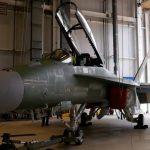 Roll out del primer avión de prueba Super Hornet Block III