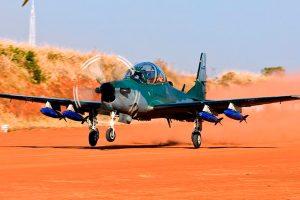 Embraer y SNC se adjudicaron un contrato por 12 Super Tucano para la Fuerza Aérea de Nigeria