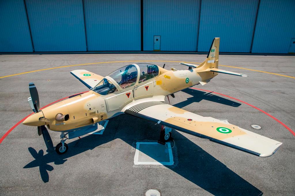 Super Tucano, A-29, Embraer, Nigeria