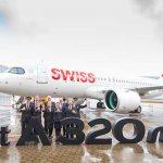Swiss recibe su primer A320neo