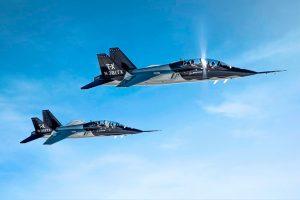 Boeing se adjudica el contrato del programa de entrenamiento de pilotos T-X de las Fuerzas Aéreas Estadounidenses