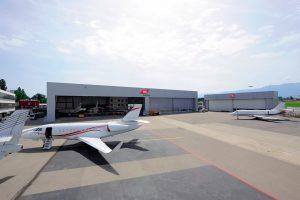 Dassault Aviation adquiere la división europea de MRO de TAG Aviation