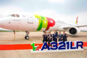 TAP Air Portugal recibe su primer A321LR