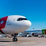 TAP transportó 1,9 millones de pasajeros entre España y Portugal en 2018