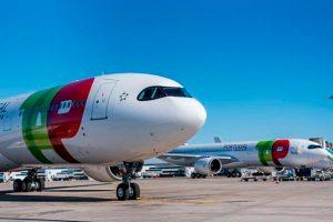TAP, Aviones