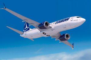 TAROM adquirirá cinco aviones Boeing 737 MAX 8