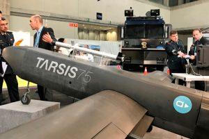 AERTEC desarrollará el prototipo de un equipo embarcable en UAVs para la Agencia Europea de Defensa