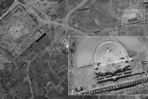 Ofek-16, IAI, Siria