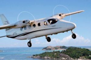 ZIL Air encarga una TECNAM P2012 'Traveller'