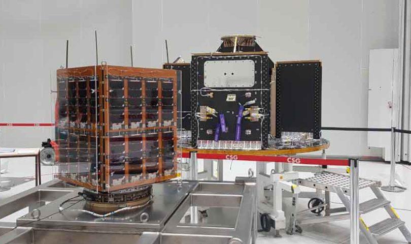 satélite UPM, Tecnobit