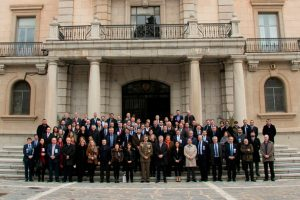 La Academia  de Infantería de Toledo acoge el Plenario del Grupo Asesor Industrial de la OTAN (NIAG)