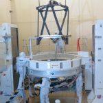 El telescopio para la misión Euclid toma forma
