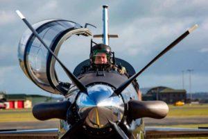 Texan T1, RAF, piloto