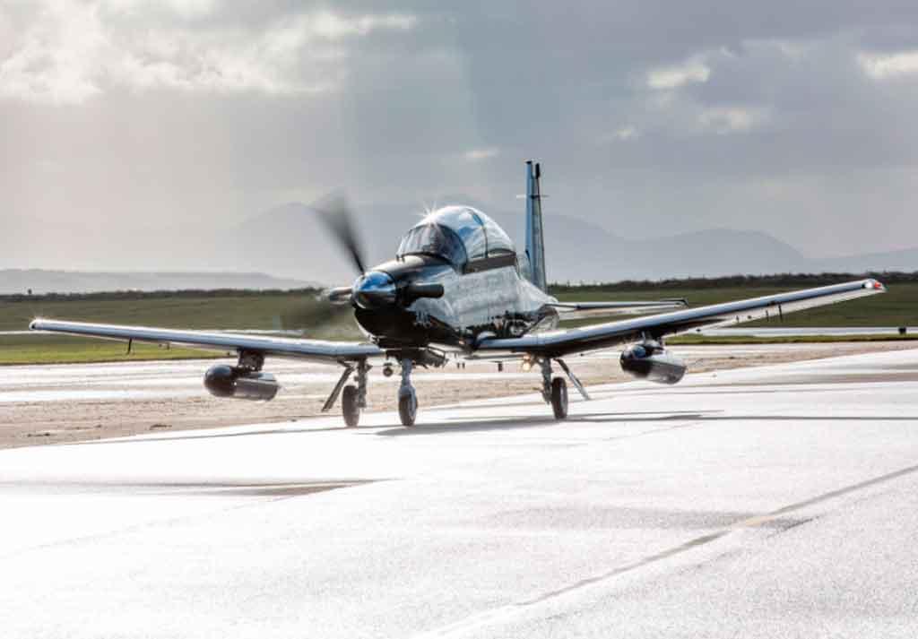Texan T1, RAF