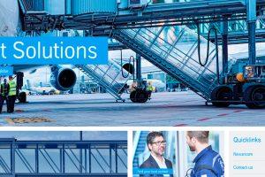 thyssenkrupp lanza una web sobre las nuevas soluciones aeroportuarias