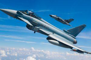 El equipo Eurofighter presenta su oferta para sustituir a los Tornados alemanes