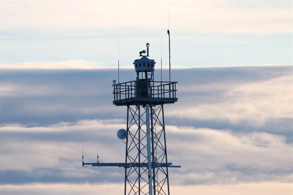 Torre de camaras - saab