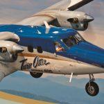 Suspendida la producción de los Dash 8-400 y Twin Otter 400
